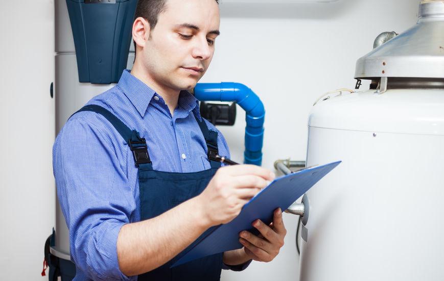 water heater repair in Ypsilanti, MI