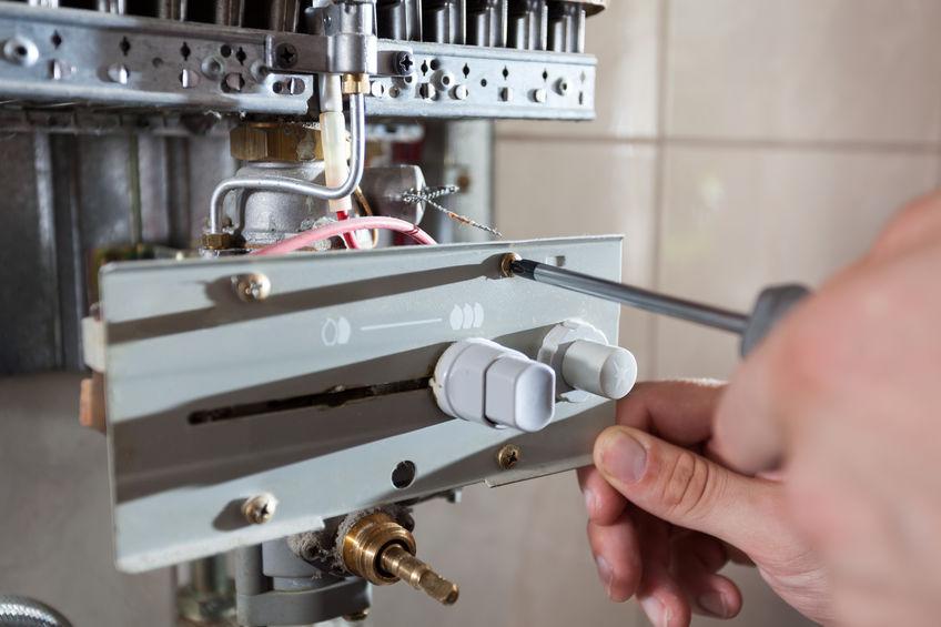 water heater repair in Ann Arbor, MI