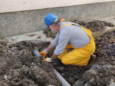 Symptoms of a Collapsed Sewer Pipe