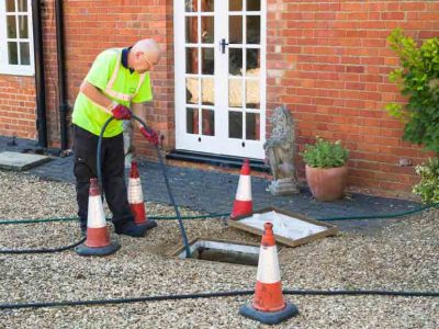 Why Hydro Jetting is Needed Before Sewer Repairs